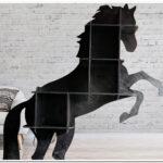 полк лошадь